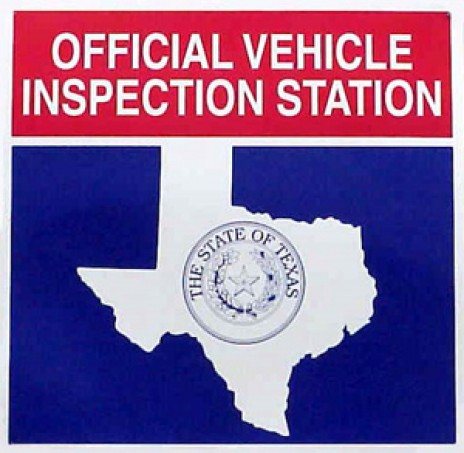 We perform state inspections for Texas!